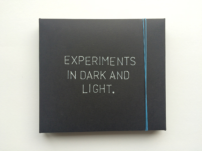 Experiments in Dark and Light